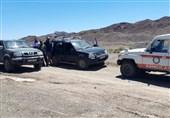 یزد | 4 مهندس معدن مفقود شده در «بهاباد» توسط هلال احمر نجات یافتند + تصاویر