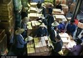 توزیع بسته های افطاری
