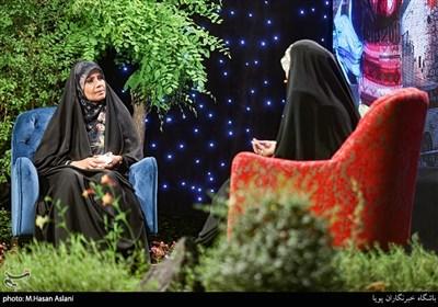 فاطمه طارمی شاعر در برنامه اینترنتی «قدس آزاد»