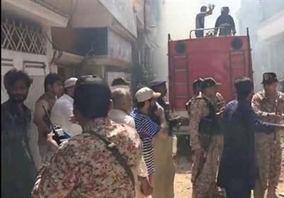 گزارش دلایل سقوط هواپیمای مسافربری پاکستان منتشر شد