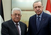 گفتگوی تلفنی اردوغان با محمود عباس