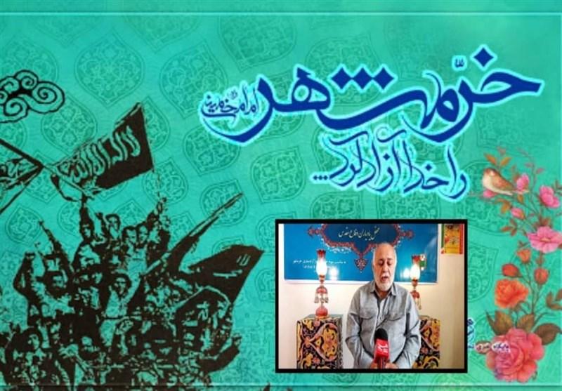 حال و هوای رزمندگان پس از آزادسازی خرمشهر / در عملیات بیت المقدس انسجام عراقیها از هم پاشید + فیلم