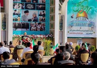 سخنرانی محمدباقر قالیباف عضو مجمع تشخیص مصلحت نظام