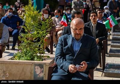 محمدباقر قالیباف عضو مجمع تشخیص مصلحت نظام