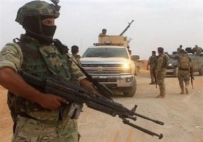 دستگیری ۶ تروریست و کشف انبار مهمات داعش در غرب عراق