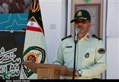 فرمانده انتظامی استان کرمان: کشفیات کالای قاچاق در استان کرمان 105 درصد رشد داشت