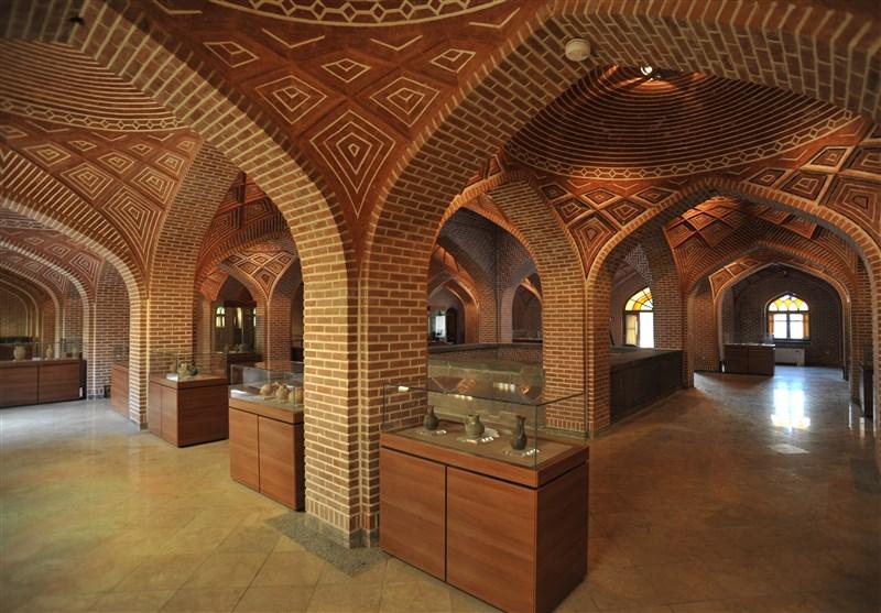 بازدید مجازی از موزه باستانشناسی اردبیل/نمایش تاریخی به بلندای یک میلیون سال + فیلم