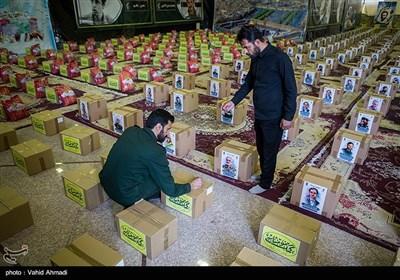 کمکهای مومنانه فرماندهان و کارکنان ستاد کل سپاه