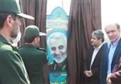 المان 40 سردار شهید استان گلستان رونمایی شد