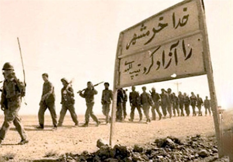 Iran Marks 38th Anniversary of Liberation of Khorramshahr (+Video)
