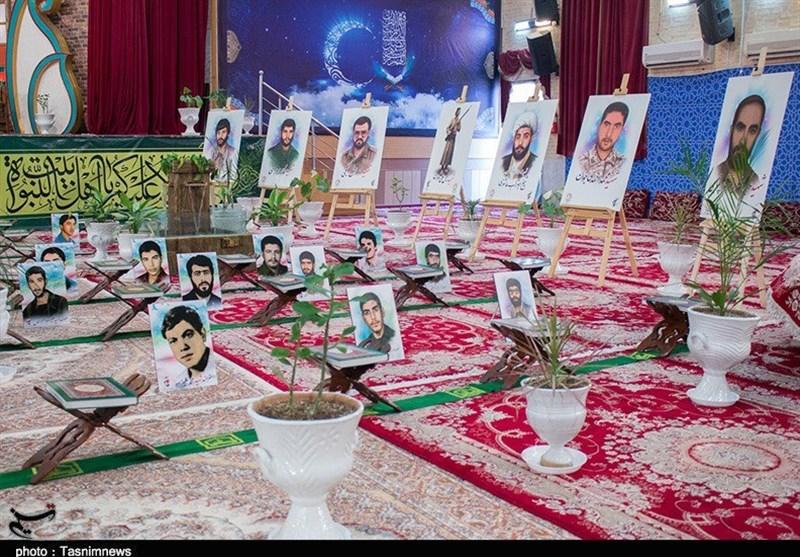 """ترتیل خوانی """"نوای ملکوت"""" در بوشهر به روایت تصویر"""