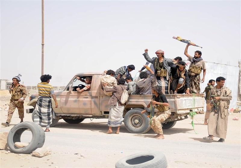 معارک عنیفة بین قوات حکومة صنعاء وقوات هادی فی مأرب والجوف