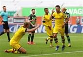 بوندسلیگا| دورتموند با پیروزی خارج از خانه به بایرن مونیخ نزدیک شد