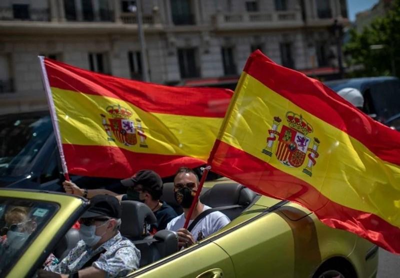 اسپانيا،كشور،كرونا،دولت،روز،بارسلون،مادريد،بحران،شنبه،نفر،اع ...