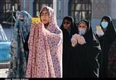 اقامه نماز عید فطر در مسجد امام خمینی(ره) کرمان به روایت تصویر