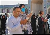 جزئیات اقامه نماز عید فطر در بقاع متبرکه و امامزادگان