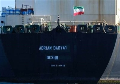 İran'ın İkinci Petrol Tankeri Suriye'nin Banyas Limanı'nda