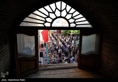 اقامه نماز عید فطر در همدان