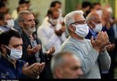 کردستانیها امروز نماز شکر یک ماه بندگی خالصانه بهجا آوردند + فیلم