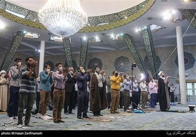 نماز عید سعید فطر - دانشگاه تهران