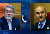رحمانیفضلی در تماس با وزیر کشور ترکیه: آمریکا درصدد دخالت در امور داخلی کشورهای دیگر است