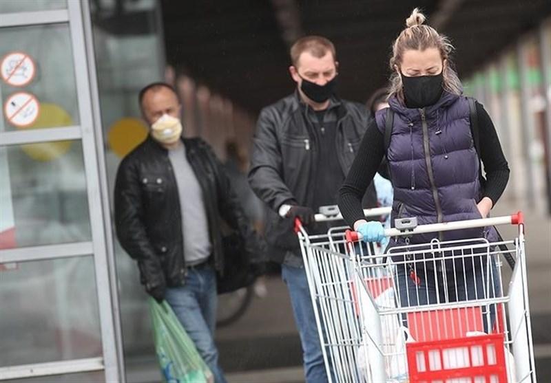 روسیه به رده سوم جهانی از لحاظ شمار مبتلایان به کرونا بازگشت