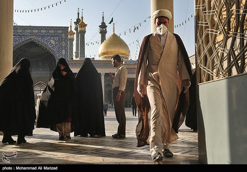 بازگشایی حرم حضرت معصومه (س) و سجده شکر زائران + فیلم- اخبار فرهنگی – مجله آیسام