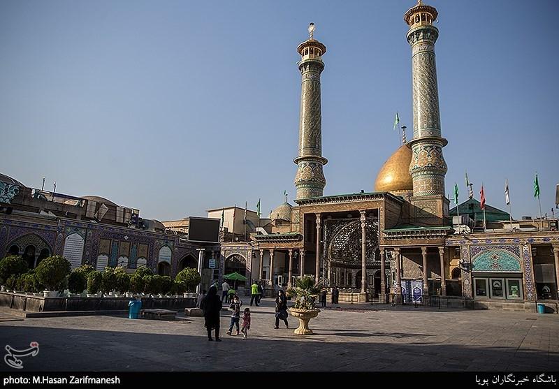 پخش برنامههای ایام رحلت حضرت عبدالعظیم(ع) از شبکه قرآن