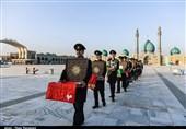 بازگشایی دربهای مسجد مقدس جمکران به روایت تصویر