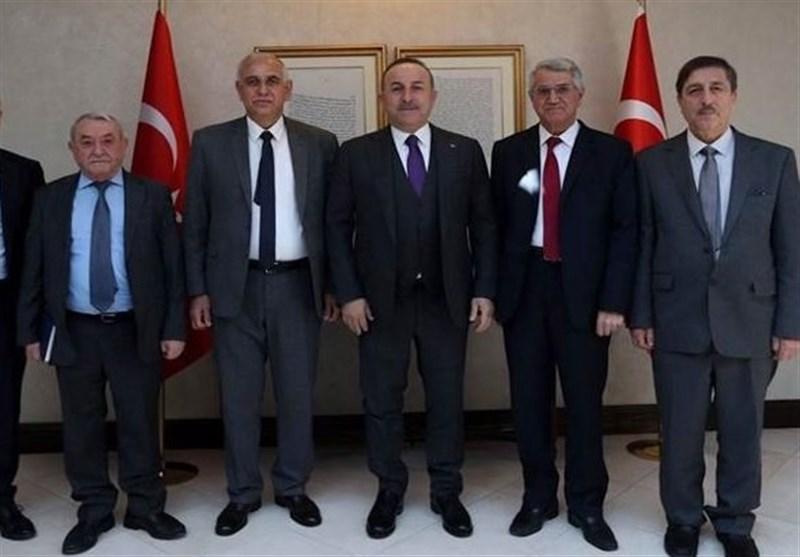 کشور ترکیه , کردهای سوریه ,
