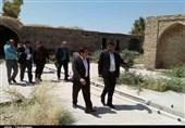 خسارت 15 میلیارد ریالی زلزله به بافت تاریخی دهدشت/ بلاد شاپور مرمت اضطراری میشود