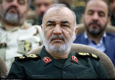 IRGC Chief: Iran Keeps Boosting Defense Power