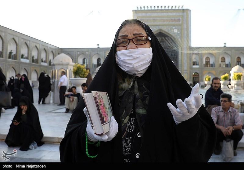 دلها به سوی حضرت شمسالشموس پر کشید/ زیارت«غریبالغرباء» پس از 69 روز دلتنگی