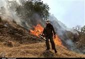 آمادگی کامل تیمهای امدادی هرمزگان برای کمک به مهار آتشسوزی هرمود فارس/ آتش در محدوده هرمزگان نیست