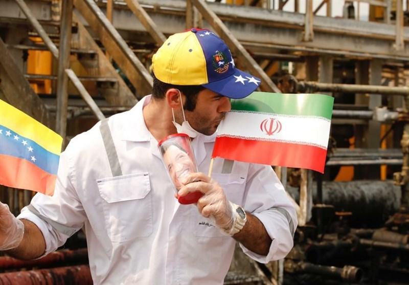 Iran's Fuel Tanker Symbol of Brotherhood between Tehran, Caracas: Oil Minister
