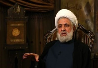 الشیخ نعیم قاسم : اذا اعتدى الإسرائیلی علینا سنجعله یرى نجوم الظهر