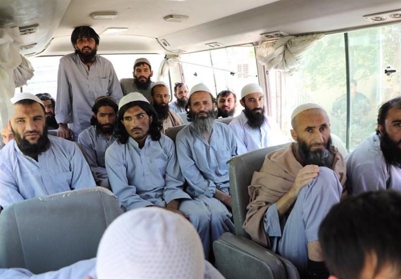 افغانستان| بزرگترین گروه از زندانیان طالبان امروز آزاد میشوند