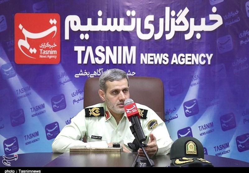 پلیس استان مرکزی هوشمندسازی میشود