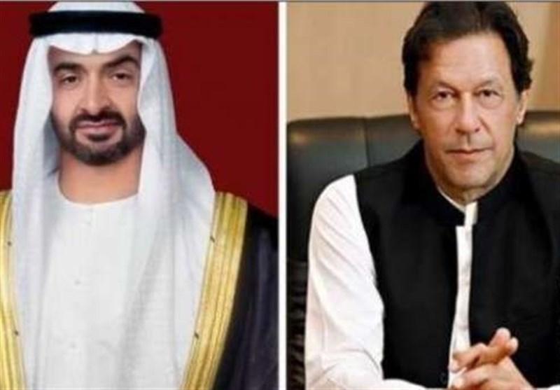 ابوظہبی؛ شیخ محمد بن زید کا وزیراعظم عمران خان سے ٹیلیفونک رابطہ