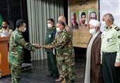 فرمانده جدید تیپ شهید دلجویان ارتش در خراسان شمالی معرفی شد