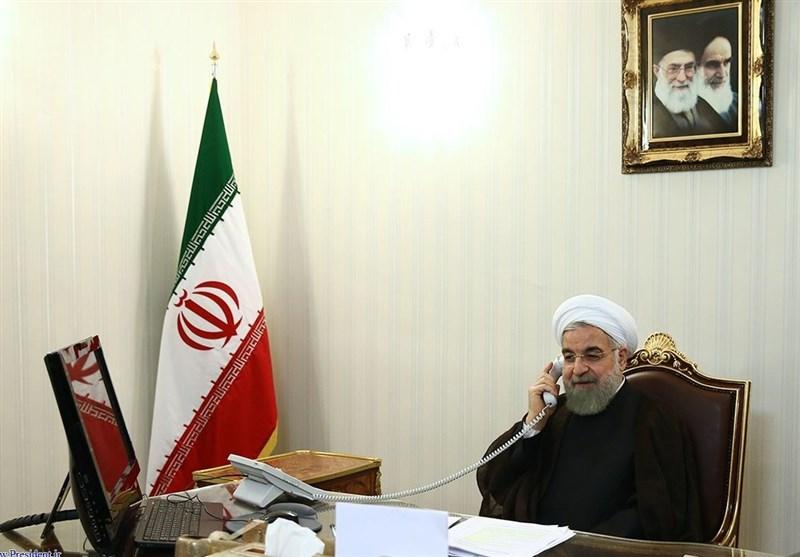 روحانی: ایران برای توسعه صلح، ثبات و امنیت در افغانستان همواره در کنار این کشور است