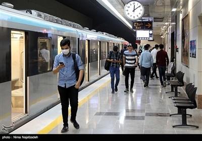 آغاز بکار فعالیت خطوط قطار شهری - مشهد