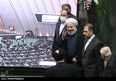 البرلمان الايراني يفتتح دورته الجديدة