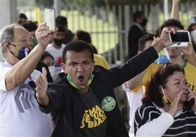 رسانههای برزیلی اخبار کاخ ریاست جمهوری را دیگر پوشش نمیدهند