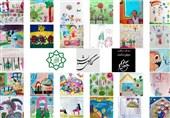 26 کودک برنده مسابقه نقاشی قرنطینه گالری گلستان شدند
