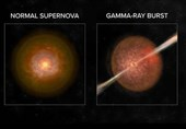New Class of Astronomical Transient Objects Captured