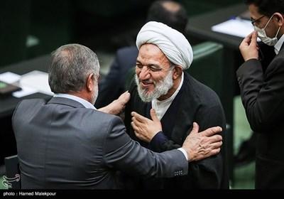 حجتالاسلام مرتضی آقاتهرانی در مراسم افتتاحیه یازدهمین دوره مجلس شورای اسلامی