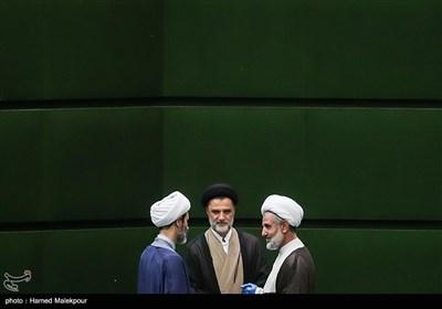 مراسم افتتاحیه یازدهمین دوره مجلس شورای اسلامی