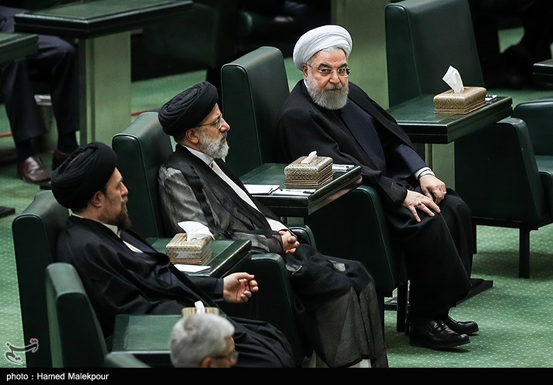 Rouhani and Raisi