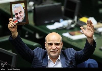 اقبال شاکری در مراسم افتتاحیه یازدهمین دوره مجلس شورای اسلامی